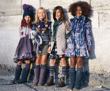 Charleroi : la mode enfants chez Benetton